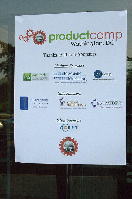 PCampDC Sponsors
